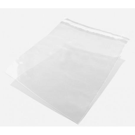 Vrećice za slanje tekstila - Dostavne vrećice FBC02 225 x 325 + 50 mm, 1000/1