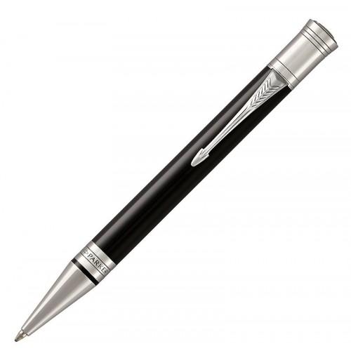 Kemijska olovka Parker Duofold črna CT