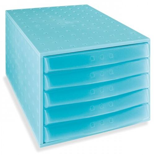 """Set ladica Multiform """"the Box"""", 5 ladica"""