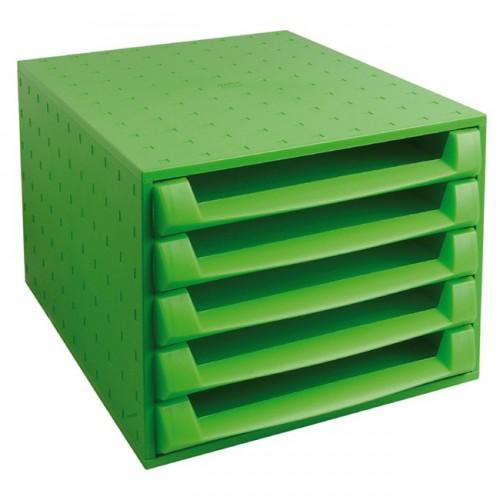Set ladica Multiform the Box, 5 otvorenih ladica