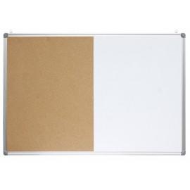 Ploča Optima 120 x 180 cm, kombinirana (pluto + magnet)