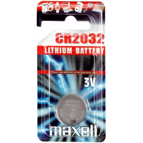 Okrugla gumb baterija Maxell CR2032