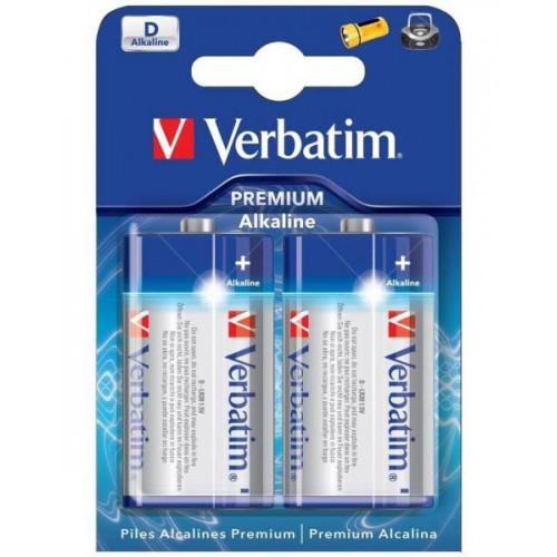 Baterije Verbatim D (LR20)