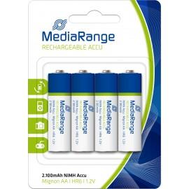 Punjive baterije Mediarange AA 1,5V