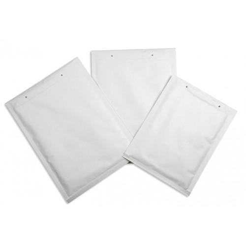 Kuverta s jastučićima br.1 - A, 100 x 165 mm - 1/1 BIJELA