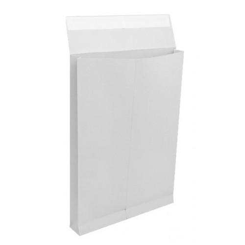 Kuverta vrećica B4/4, bijela 120 g, 250/1