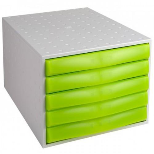 Set ladica Multiform the Box, 5 ladica