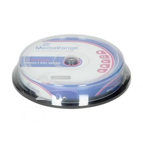 CD-R Mediarange 700 MB, 10/1