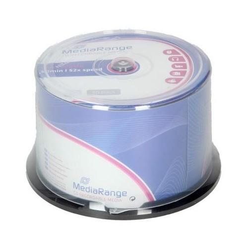 CD-R Mediarange 700 MB, 50/1