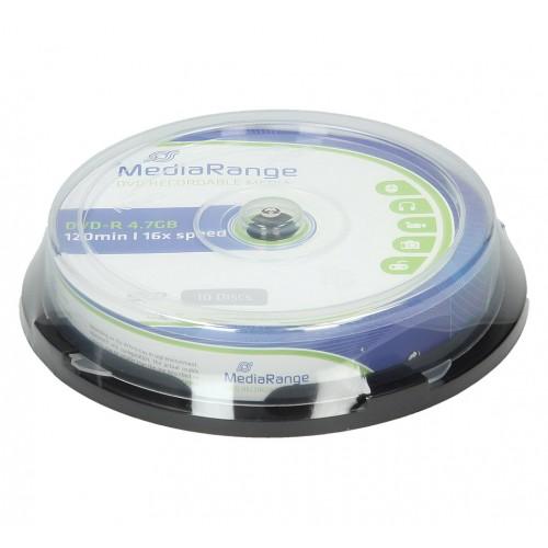 DVD-R Mediarange 4,7 GB - 10/1