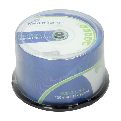 DVD-R Mediarange 4,7 GB - 50/1