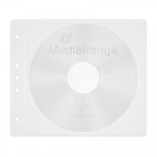 Omoti za CD/DVD Mediarange, 50/1