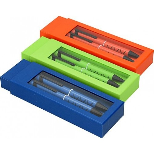 Set kemijska + tehnička olovka Wow