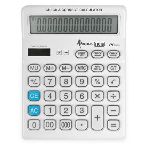 Kalkulator Forpus 11018
