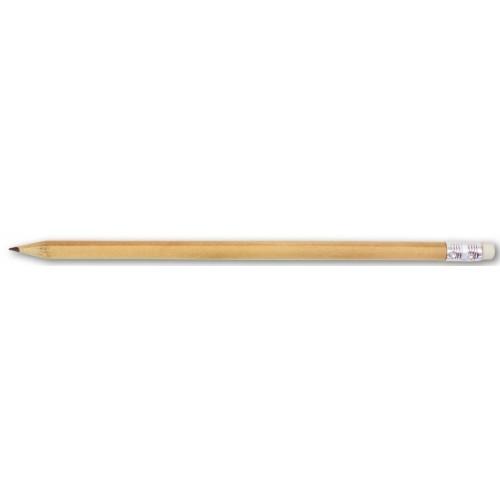 Grafitna olovka s gumicom