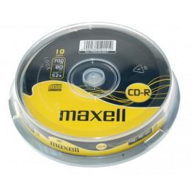CD-R Maxell 700 MB, 10/1