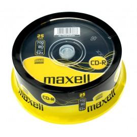 CD-R Maxell 700 MB, 25/1