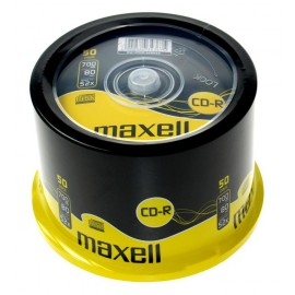 CD-R Maxell 700 MB, 50/1