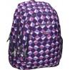 Školska torba sa kotačima Round Canvas Tetra