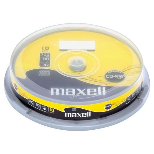 CD-RW Maxell, 10/1