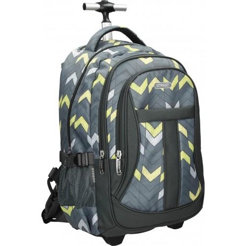 Školska torba sa kotačima Round Active Rank