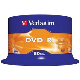 DVD-R Verbatim, 50/1