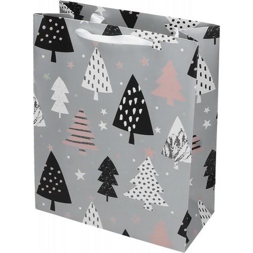 Darovna vrećica Deluxe Xmas Tree, srednja