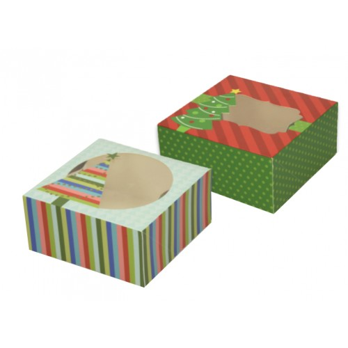 Kutija Cookie box Xmas