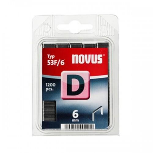 Punjenja za klamerice Novus Tip D, 53F/6