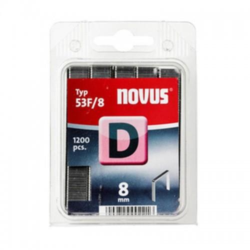 Punjenja za klamerice Novus Tip D, 53F/8