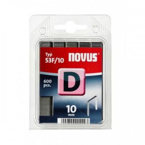 Punjenja za klamerice Novus Tip D, 53F/10