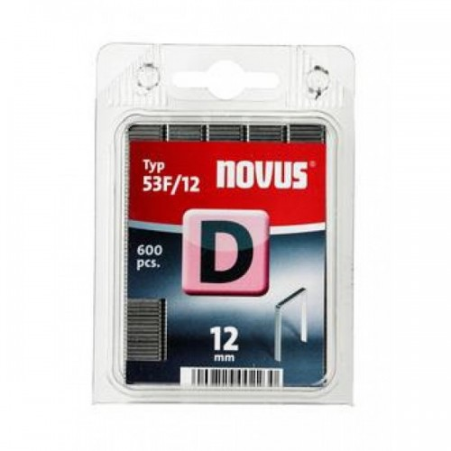 Punjenja za klamerice Novus Tip D, 53F/12