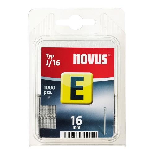 Punjenja za klamerice Novus Tip E, J/16
