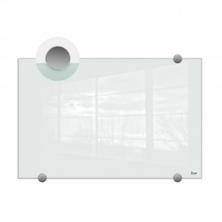Staklena magnetna ploča Topboard 100 x 150 cm