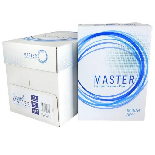 Fotokopirni papir Master A4, 80 g