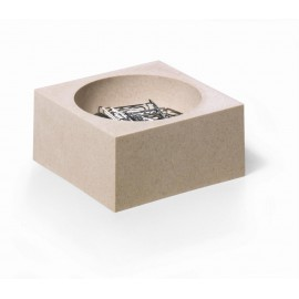 Posodica za papirne sponke Cubo
