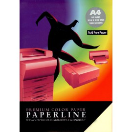 Fotokopirni papir Paperline A4,  pastel mix
