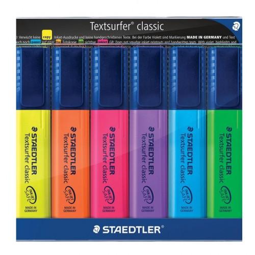 Označivač teksta Staedtler Textsurfer classic, 6/1