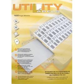 Etikete Utility 63,5 x 38,1mm