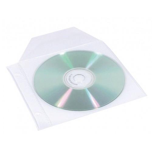 Omoti za CD/DVD PVC, 25/1