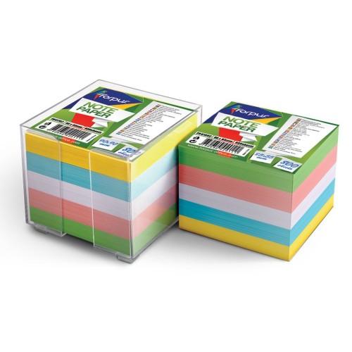 Kocka 90 x 90 mm, u boji, PVC okvir