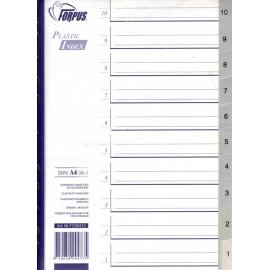 Pregradni registri PP 10-1, sivi