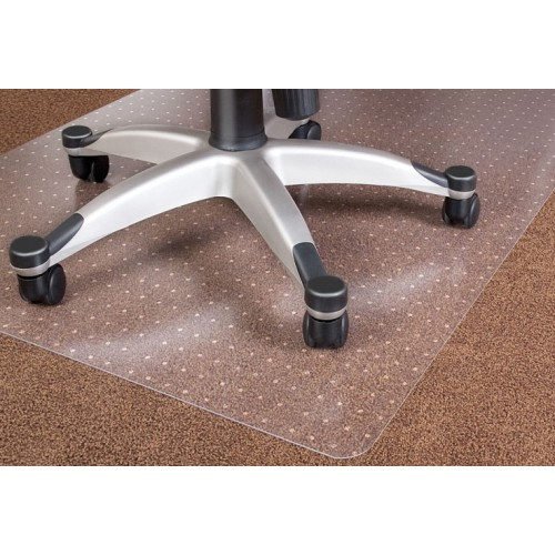 Podloga za zaštitu poda 120 x 150 cm, za mekane podove