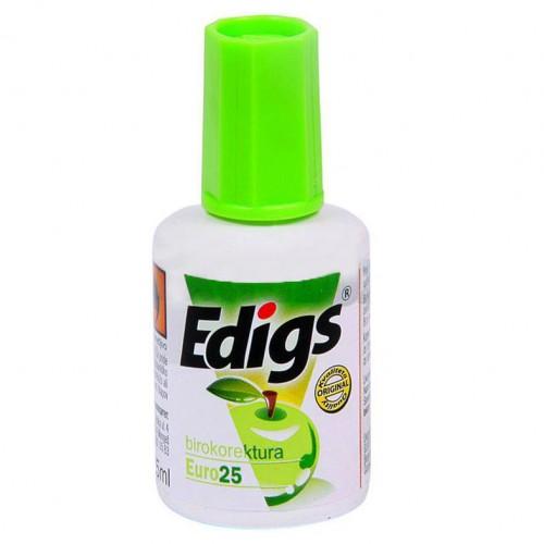 Korekturni lak Edigs, 20 ml