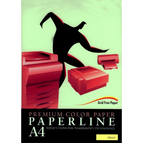 Fotokopirni papir Paperline A4, Lagoon