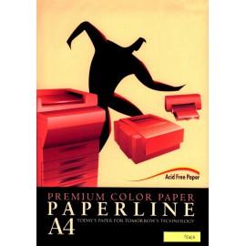 Fotokopirni papir Paperline A4, Peach