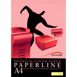 Fotokopirni papir Paperline A4, Pink