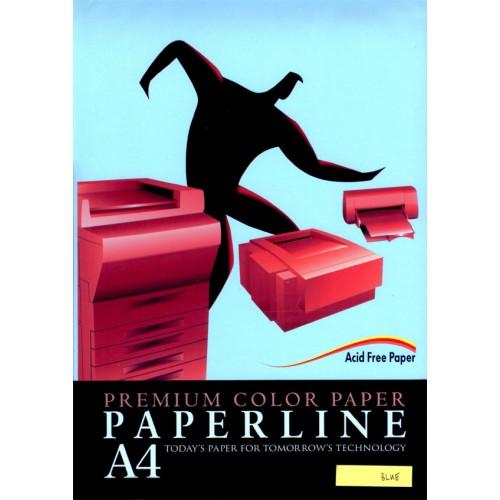 Fotokopirni papir Paperline A4, Blue