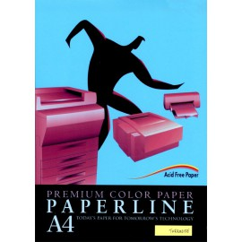 Fotokopirni papir Paperline A4, Turquoise