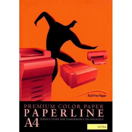 Fotokopirni papir Paperline A4, Saffron